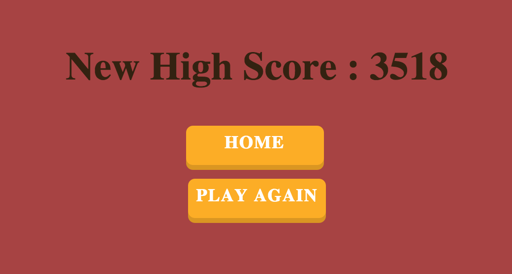 Kuku-Kube HighScore